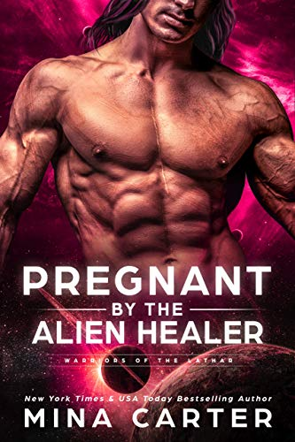 Pregnant by the Alien Healer Book Cover