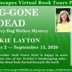 Dog-Gone Dead (A Low Country Dog Walker Mystery) by Jackie Layton ~ #BookTour