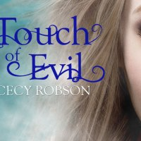 Cover Reveal: Touch of Evil (Weird Girls)(Touch) by Cecy Robson ~ #Excerpt #Giveaway