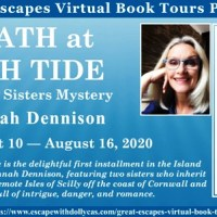 Death at High Tide (Island Sisters Mystery) by Hannah Dennison ~ #BookTour #Giveaway