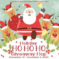 Holiday HOHOHO Giveaway Hop ~ Nov. 18th - Dec. 2nd