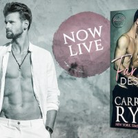 It's Release Day! Far From Destined (Promise Me) by Carrie Ann Ryan