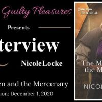 Interview: Nicole Locke (The Maiden and the Mercenary) ~ #BookTour #Giveaway