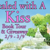 Healed with a Kiss (Cat's Paw Cove, #20) by Sharon Buchbinder ~ #BookTour #Excerpt #Giveaway