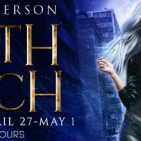 Death Watch (Soul Reader #2) by Annie Anderson ~ #BookTour #Excerpt #Giveaway