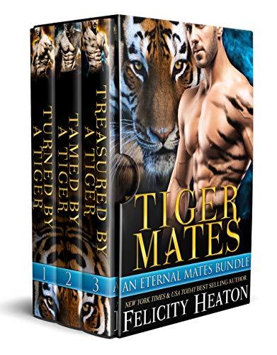 Tiger Mates Shifter Romance Box Set Book Cover