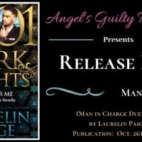 It's Release Day! Man For Me (1001 Dark Nights)(Man in Charge Duet) by Laurelin Paige