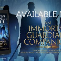 It's Release Day! An Immortal Guardians Companion (Immortal Guardians) by Dianne Duvall ~ #Giveaway