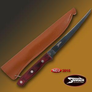 Sänger Filetiermesser Nordland II Klinge 18,5cm Gesamt 31,5cm