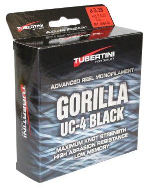 350m / 0,22mm / 5,7kg Tubertini UC4 Gorilla Monofile Schnur – 4267022