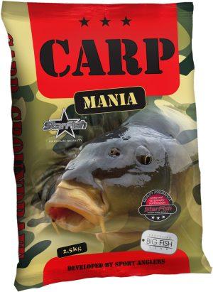 Futtermittel Carp Mania 2500g In 10 Verschiedenen Sorten