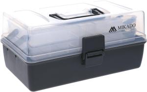 Mikado Box Für Zubehör UABM-304 Green (30X17X14cm)