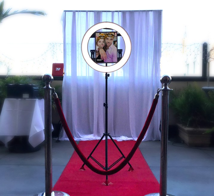 HaloBooth by Angels Music DJs Los Angeles DJs for Events