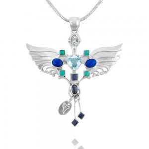 angel jewelry necklaces