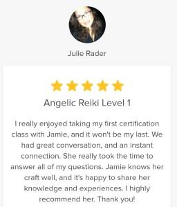 Angelic Reiki Healing Services