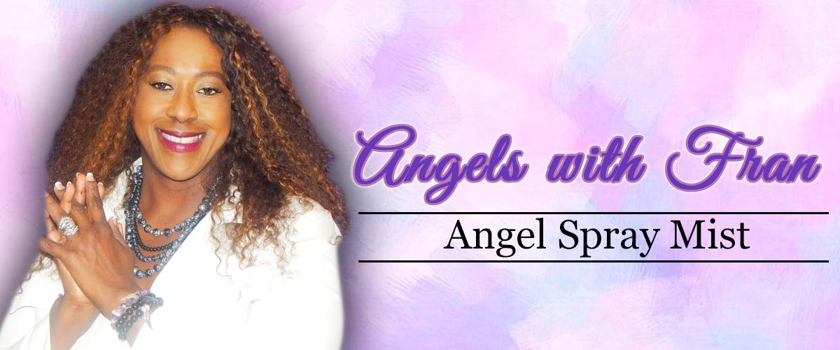 angel spray mist - banner