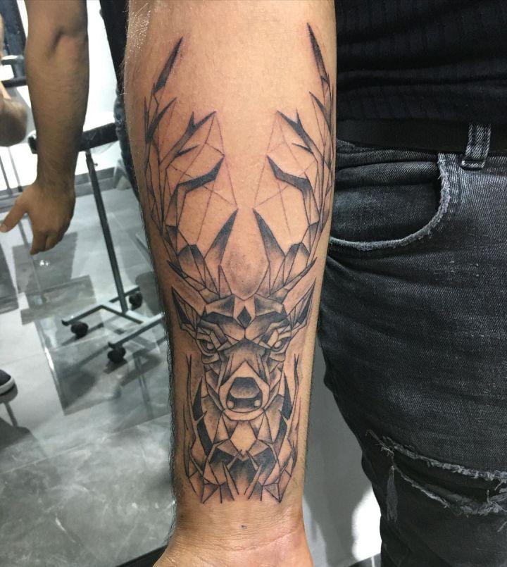 #deertattoo #intenzetattooink #tattoo #tattoo #dovme #dovmesanati #dövme #tatto…
