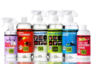 picture of better life cleaning products