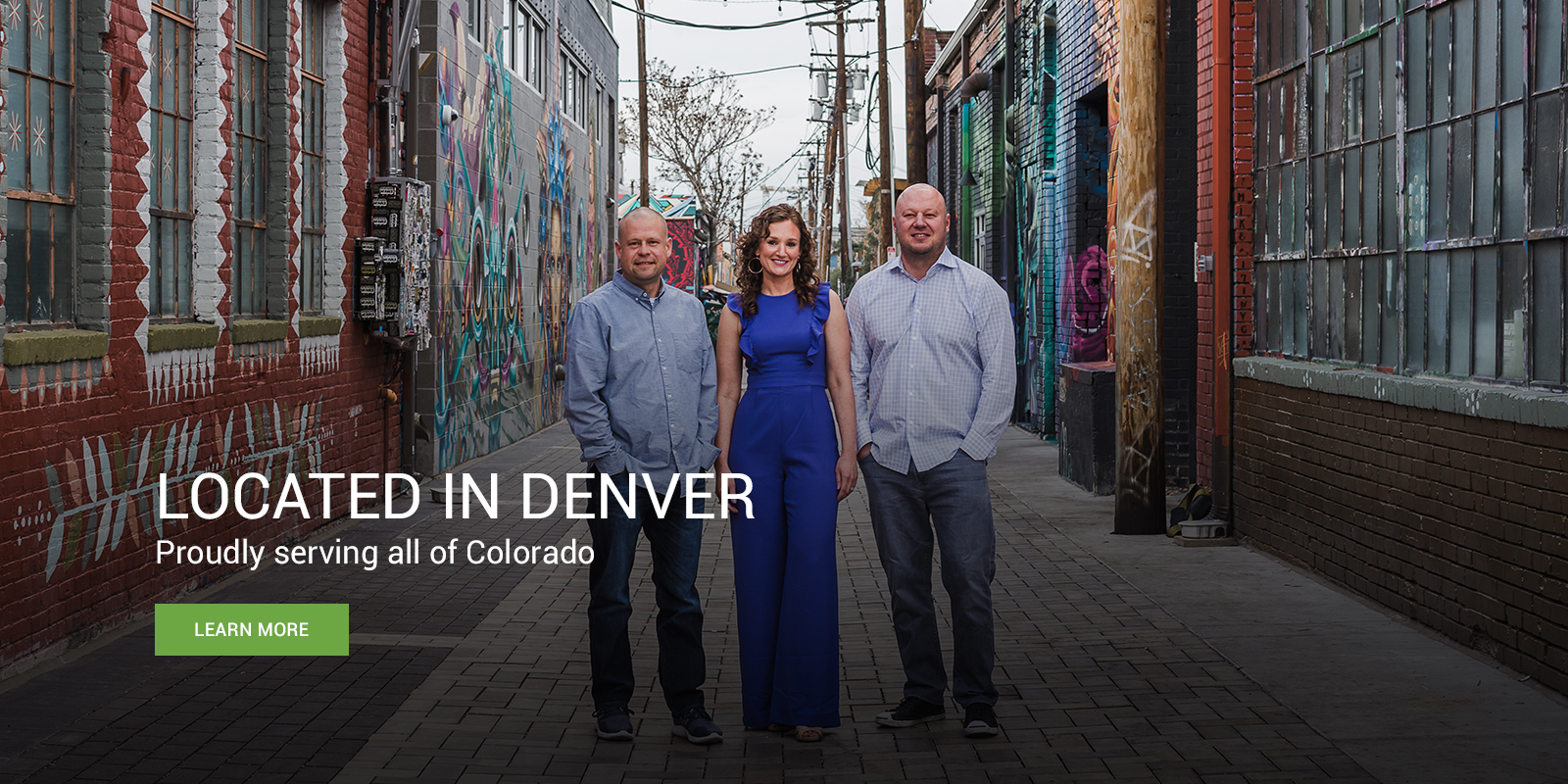 Located in Denver Proudly Serving all of Colorado