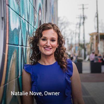 Natalie Nove