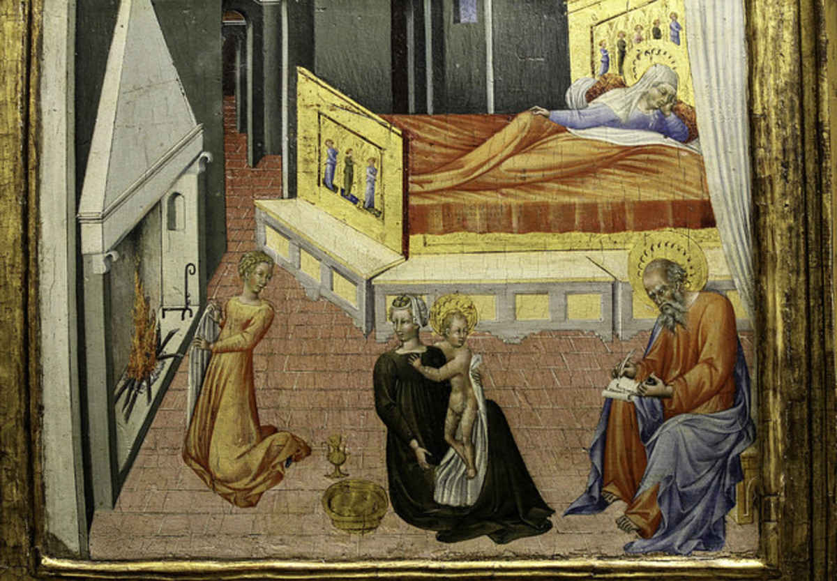 Saint Of The Day Elizabeth And Zachariah