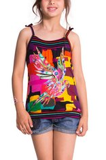 Desigual AHEDO girls top. $44.Summer 2015