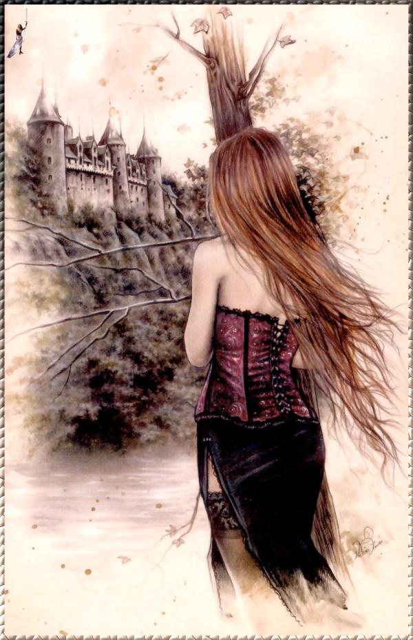 Victoria Frances Gothic Art