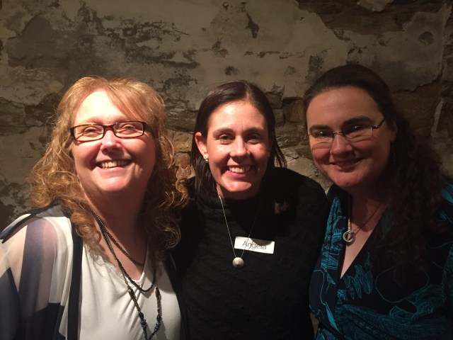 Meeting Audrey and Emma in Adelaide, october 2016