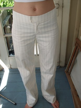 Finally!!! I can wear these pants!!