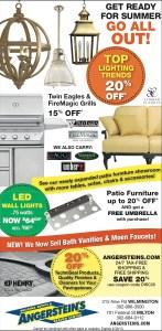 Patio Furniture & Grills