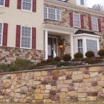 Natural Stone Veneer for house siding facade and landscape walls