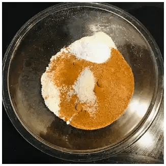 donut hole dry ingredients