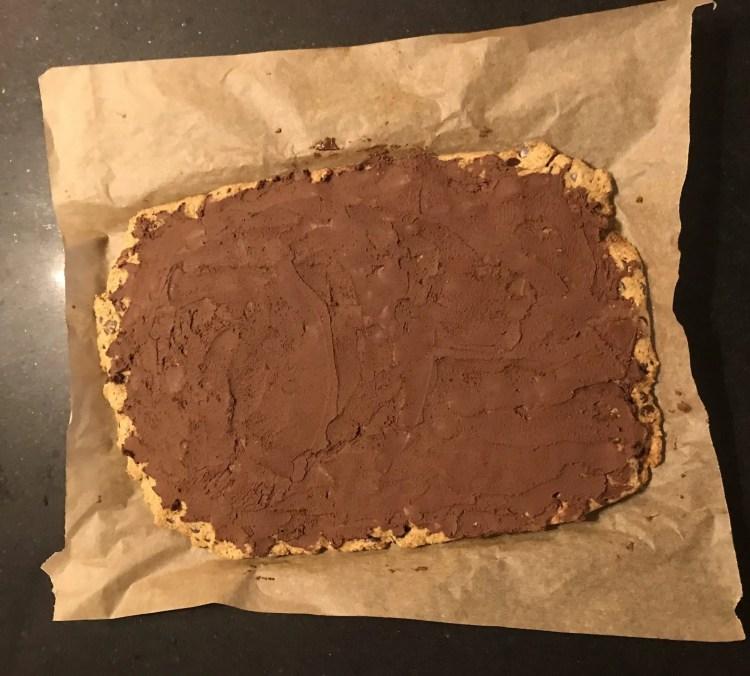 iced cookie sheet cake