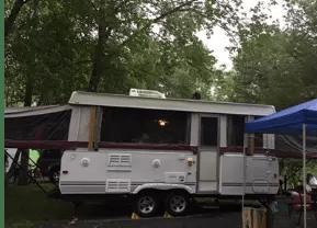 our pop up camper