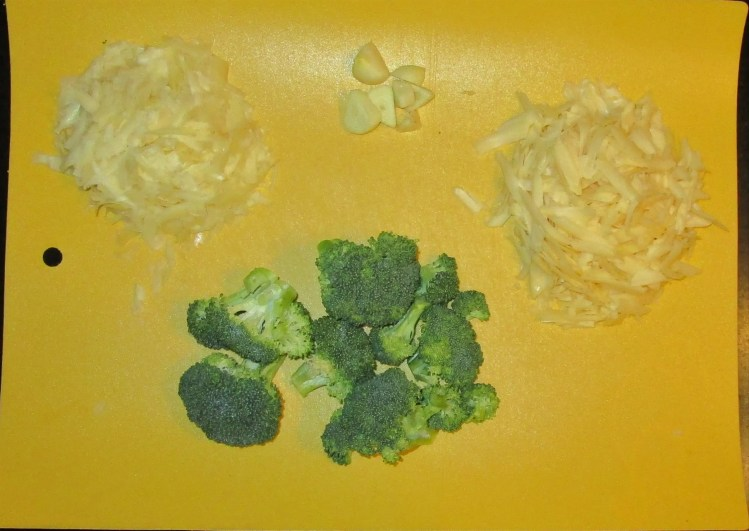ingredients for broccoli cheese chicken