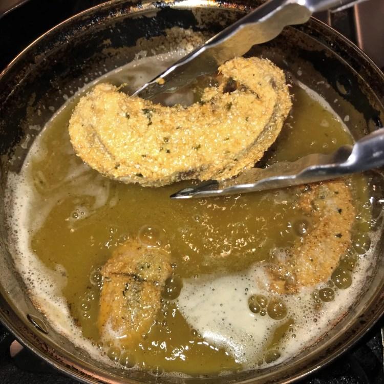 mushroom tender out of oil