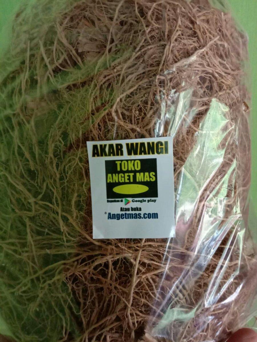 Jual akar wangi, manfaat akar wangi
