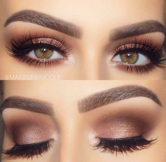 20 best makeup for brown hazel eyes images on beautiful