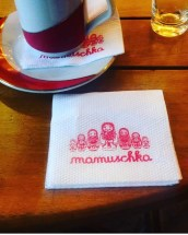 Mamuschka hot chocolate