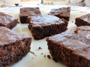 Schoko Brownies...