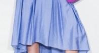 アシンメトリーな裾が今っぽい♡スカートは「イレギュラーヘム」で差をつけよう!