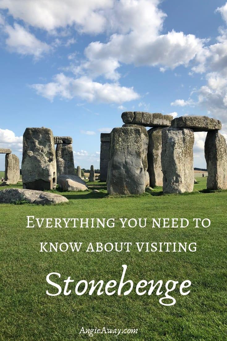 Tips for Stonehenge