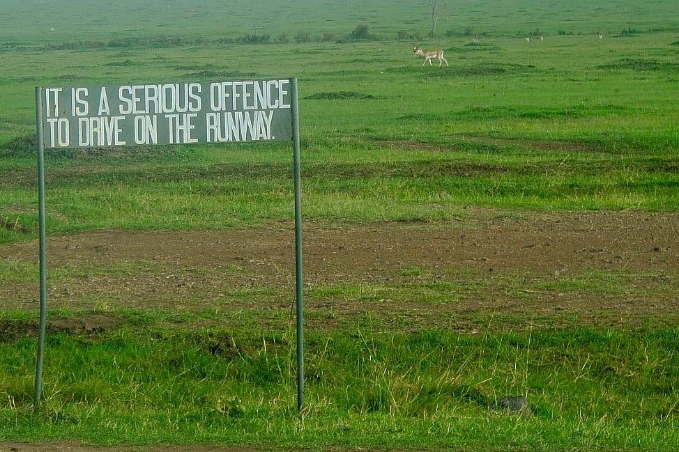 How Do You Define Plane Crash? My Near-Death Experience in Kenya