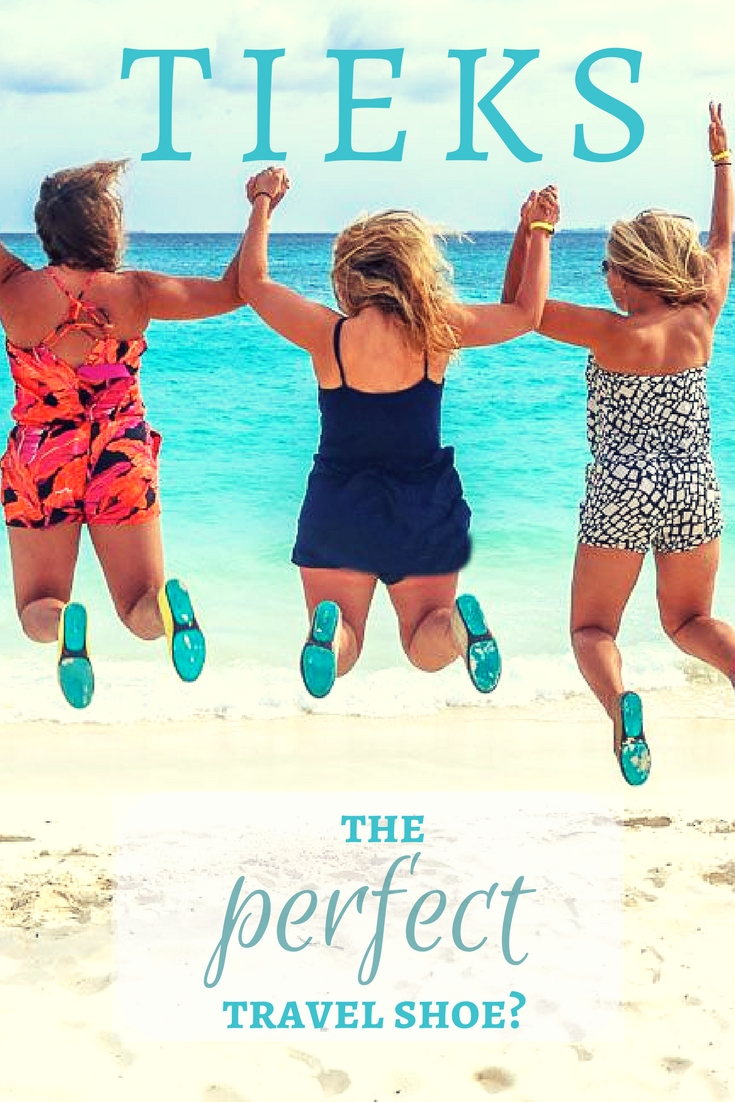 Tieks shoes - are they the perfect travel shoe?
