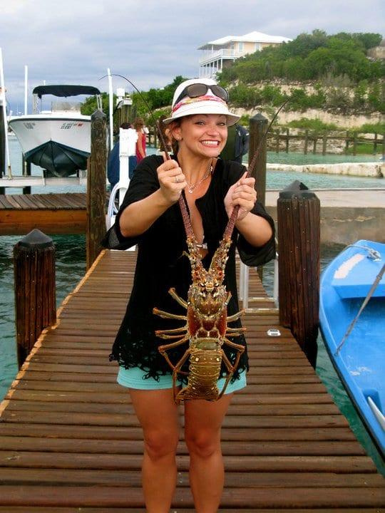 Bahamian Rock Lobster