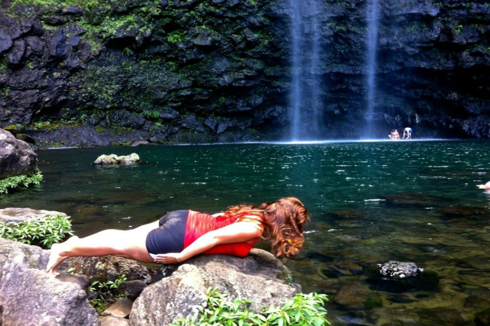 Hanakapiai trail hike