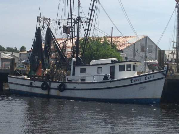 Amelia Island - the birthplace of the modern shrimping industry
