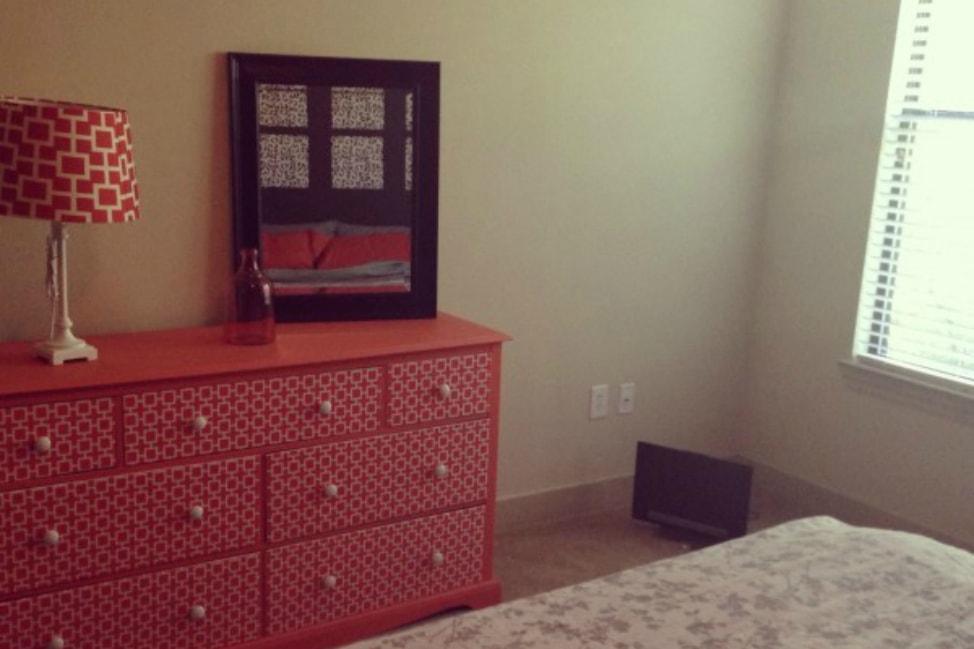 DIY Mod Podge Dresser