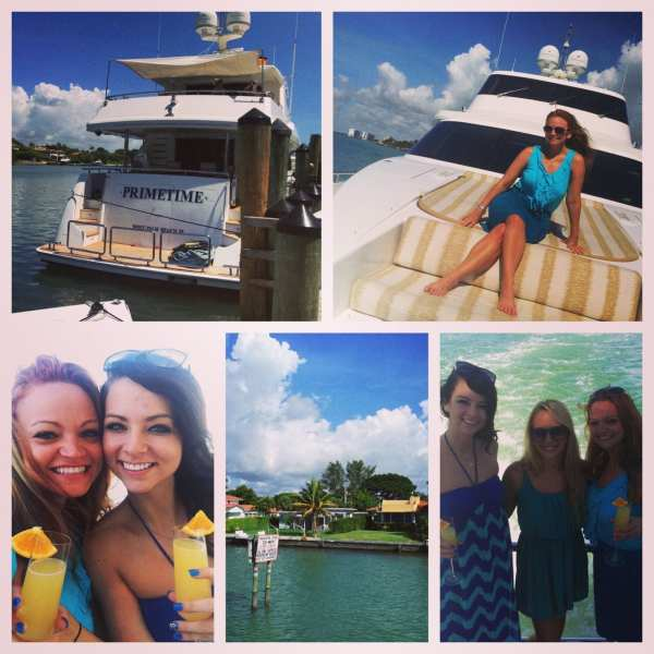 Thinking of changing our name from The Jet Sisters to The Yacht Sisters. Thoughts?