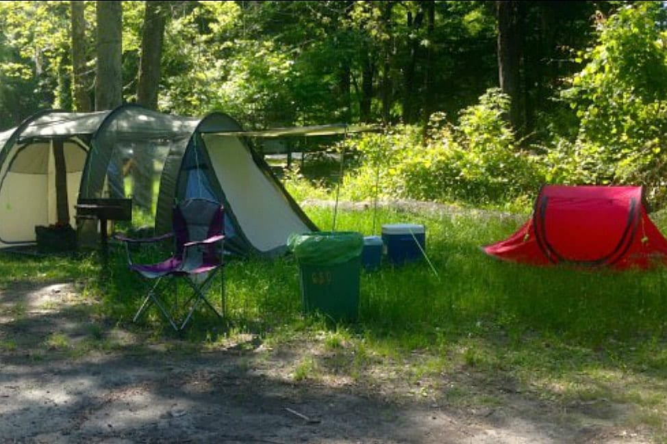 Camping in Ginnie Springs Florida - What you can expect!